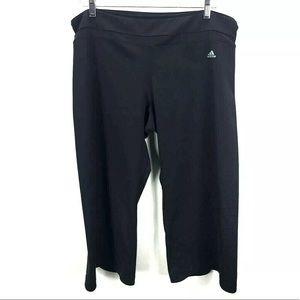 Adidas Activewear Pants Semi Fitted Capri nn3